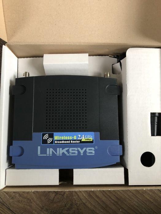 Router Linksys Wi Fi Radom - image 1