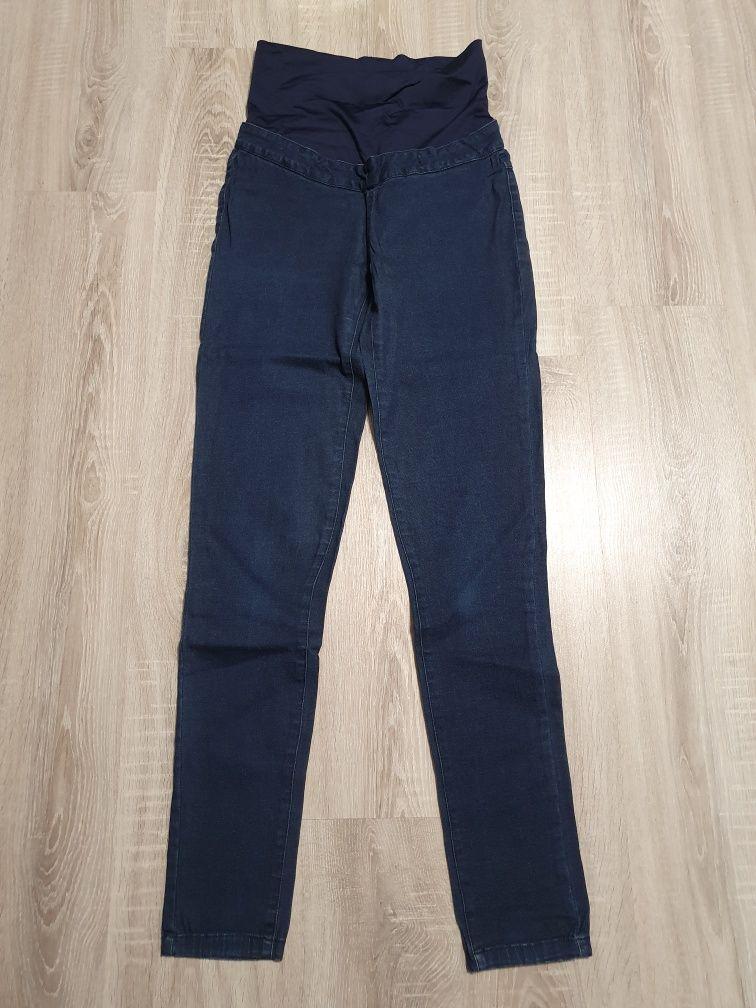 Spodnie ciążowe mama licious S 38 jeansy, dżinsy