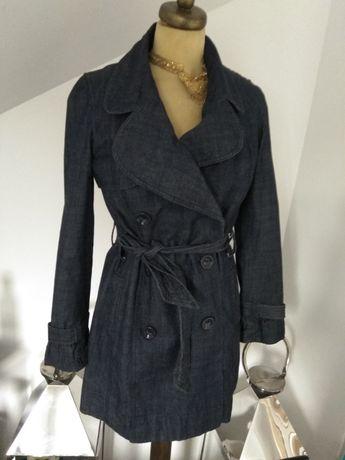 Jeansy trencz mega modny