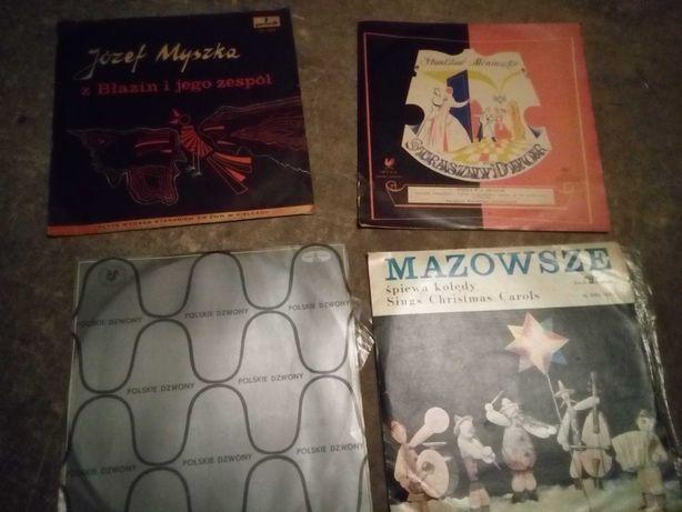 Stare płyty gramofonowe