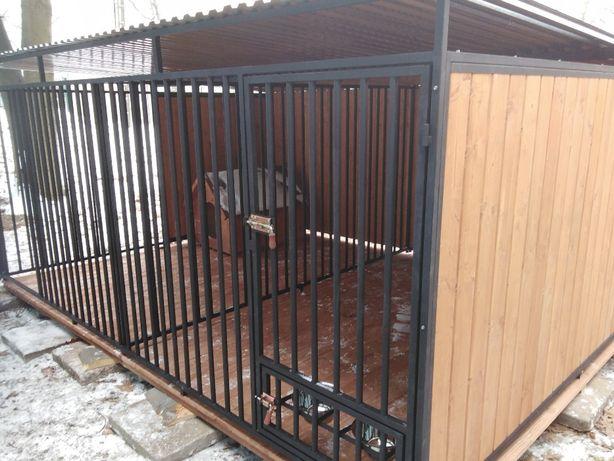 Kojce Klatki Boksy Kojec dla psa 5x4m