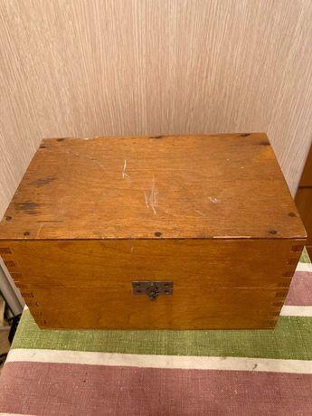 Ящик, футляр , коробка , ссср