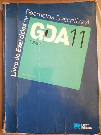 Livro de Exercícios - Geometria Descritiva - 11º ano