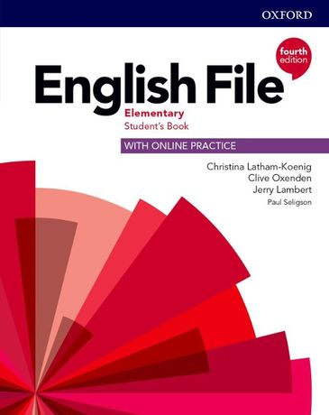 English File 4th Edition: Elementary