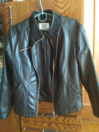 Куртка кожзам М