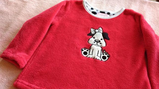 Bluzka / bluza dla dziewczynki - rozmiar 104