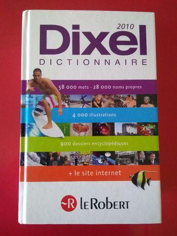 Dicionário francês-francês - Dictionnaire Dixel 2010 - LeRobert