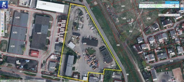Nieruchomość Lębork wraz z koncepcją projektową