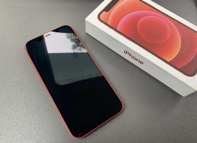 iPhone 12 64gb Red/ Neverlock