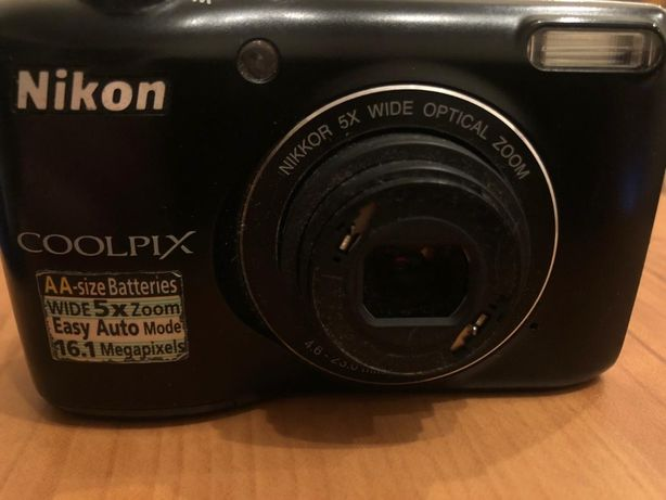 Цифровой фотоапарат Nikon Coolpix L26 на запчасти