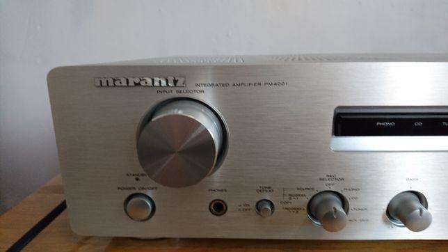 Усилитель Marantz 4001OSE.