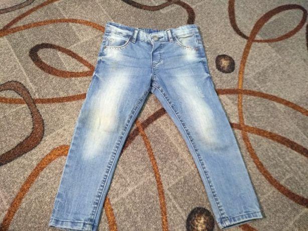 Продам фирменные джинсы на девочку, Next 98 см и Zara 92 см