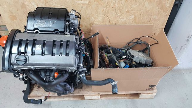 swap completo cup/gti