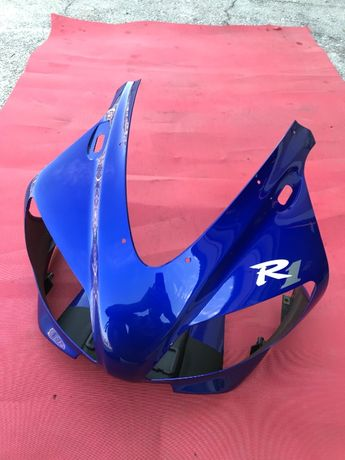Carenagem frontal YZF R1, FZR 600, DT125 R, XT 600