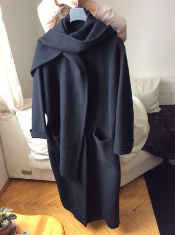 Elemento Clemento пальто шерсть капюшон Pacini Fabiana Brunello