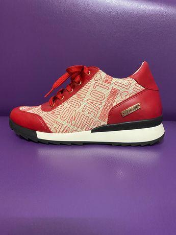 Кросівки жіночі Love Moschino 39 розміру, снікерси, черевики,