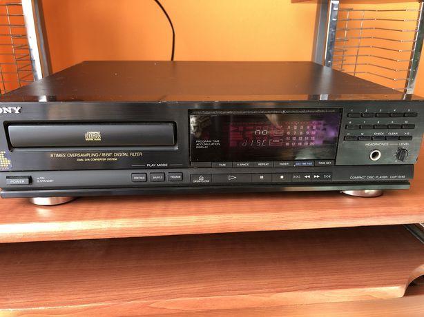 Odtwarzacz CD Sony CDP-M49