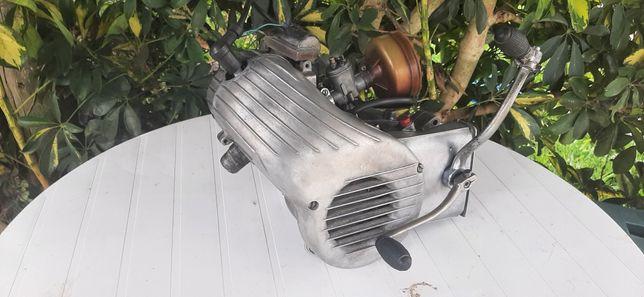 Motor zundapp 4 turbina