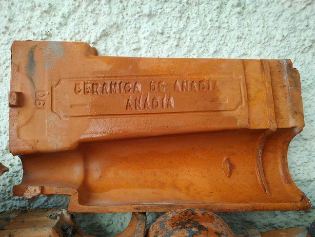 Telhas da Antiga Cerâmica de Anadia