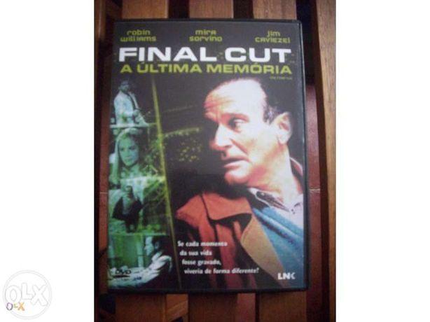 """Vendo dvd filme """" final cut """""""