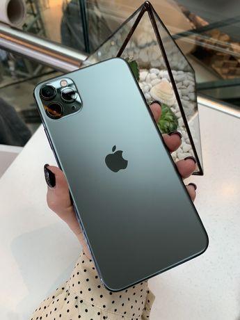 Apple iPhone 11 Pro Max 64GB Midnight Green Neverlock!
