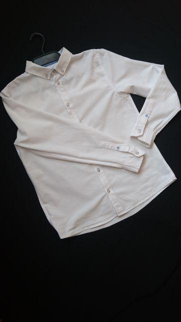 Biała koszula chłopięca Reserved 164
