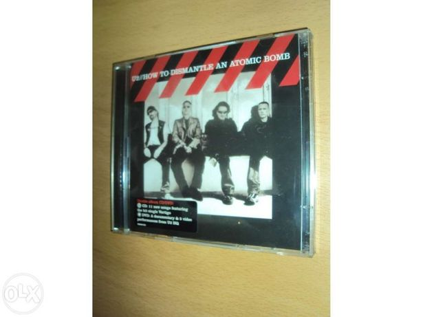 How to dismantle an atomic bomb -u2 - cd/dvd