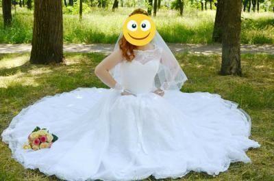Продам Свадебный платья