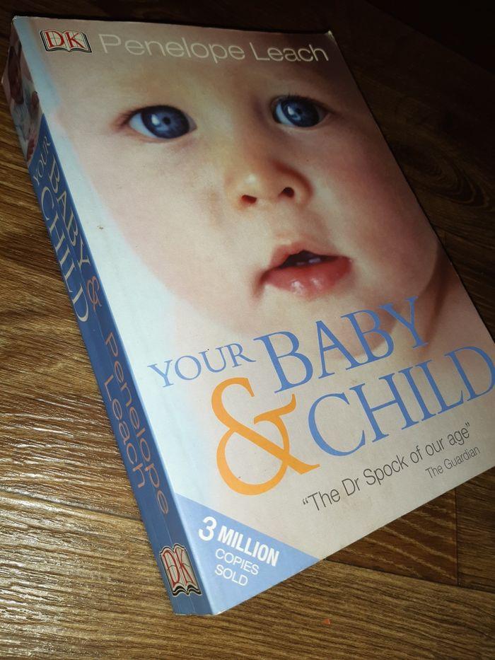 Книга на английском DK Baby & Child уход, развитие ребёнка Каменное Поле - изображение 1