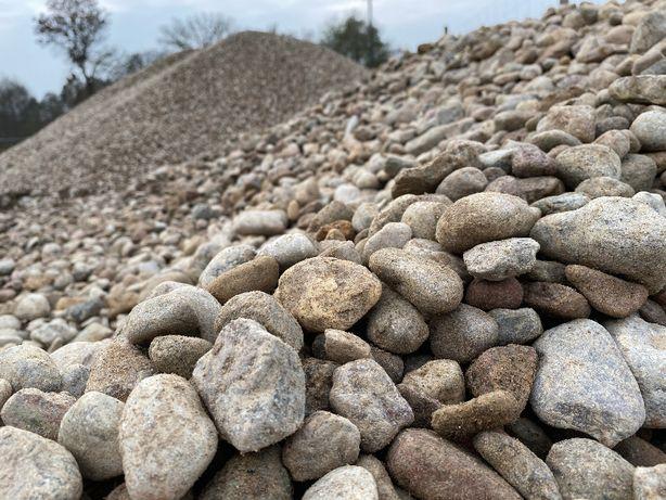 Żwir płukany 8-16 Kamień do drenażu Oczyszalni 16-32 , 8-32 NAJTANIEJ