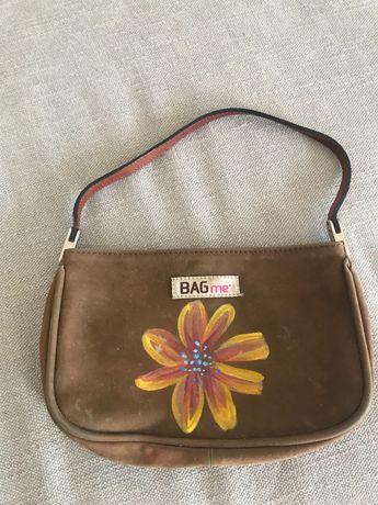 Clutch Bag Me( pintada 'à mão)!