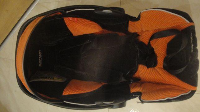 Fotelik samochodowy Recaro Young Profi Plus 0-13 kg + baza Iso Fix