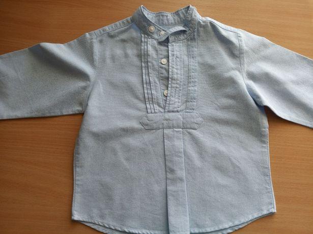 Детская рубашка Hund Sans Scho на 3-4 года.