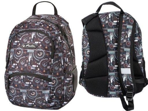 HERLITZ школьный рюкзак для мальчика