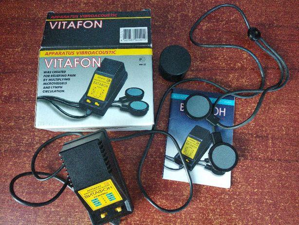 Вітафон-прилад віброакустичний