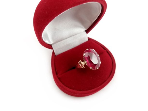 Złoty pierścionek BOGATO ZDOBIONY 583 5,47G R15