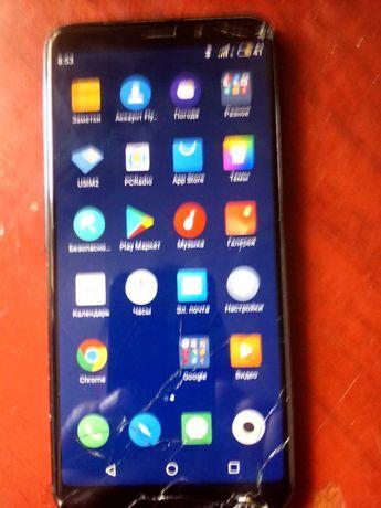 Продам телефон Meizu M6s  на 32 гиг .