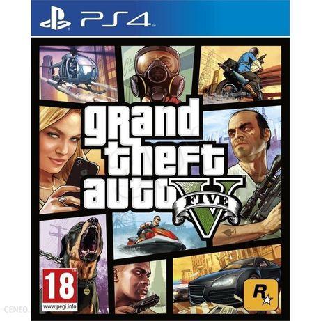 GTA 5 PS4 / igla