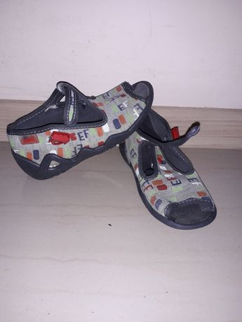 Buty buciki kapcie Befado 24 wkładka 15 cm.