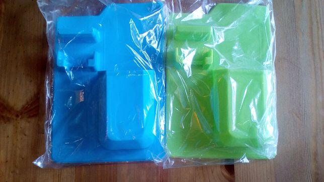 Suporte de wc azul ou verde NOVO