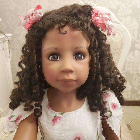 виниловая коллекционная кукла от Моника Левениг 98см