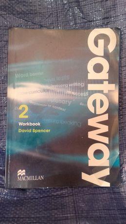 Gateway 2 Workbook ćwiczenia Język Angielski LO Technikum MacMillan