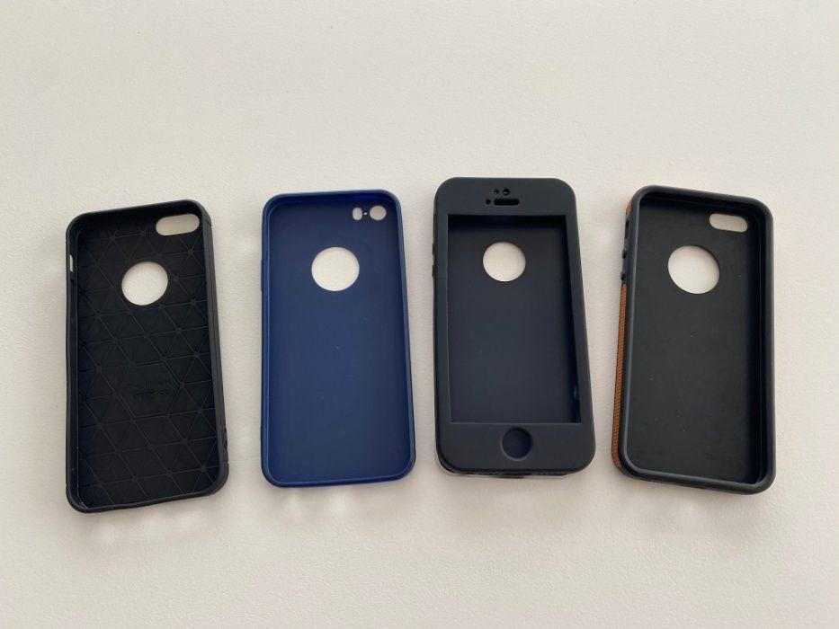 Capas iPhone 5S Rosto de Cão (Livramento) - imagem 1