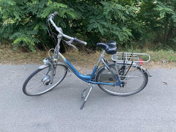 Rower miejski Gazelle (były elektryk)
