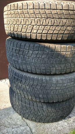 Sprzedam opony Bridgestone Blizzak DM-V1 215/65 R 16