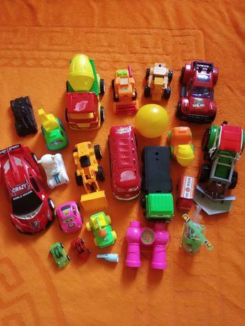 Іграшки дитячі для хлопчика