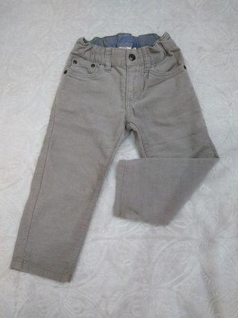 Дитячі брюки H&M на хлопчика 92 см