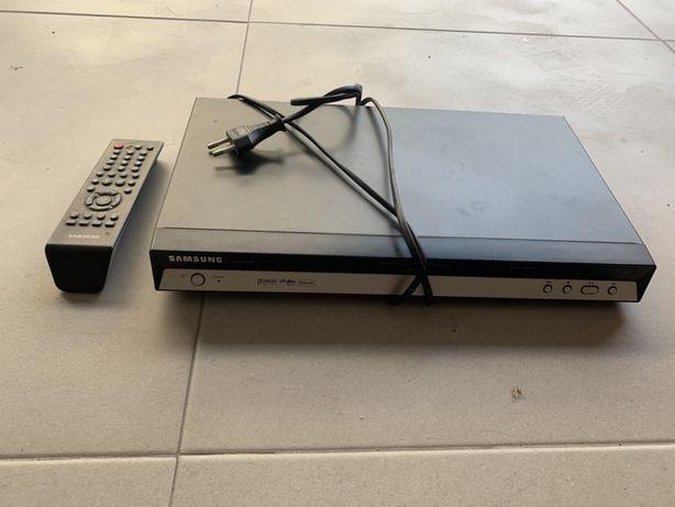 Vendo DVD Samsung como novo