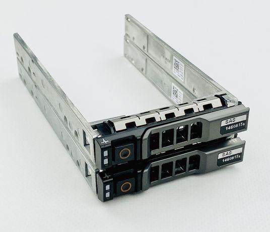 Дисковая салазка 2.5 Dell 2.5 RACK WX387 / Dell 2.5 BLADE 0NRX7Y