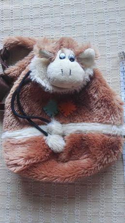 Plecak plecaczek owieczka